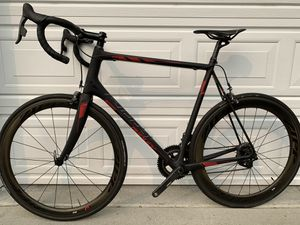 2015 Ridley Helium SL 10 SRAM RED eTAP Road Bike - 60cm for Sale in Bellevue, WA