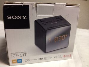 Sony alarm clock radio for Sale in Arlington, TX