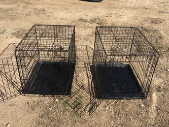 2 Small Dog Crates for Sale in Norco,  CA