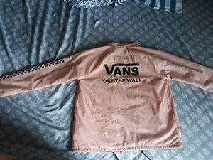 Brand new vans raincoat never worn for Sale in Nashville, TN