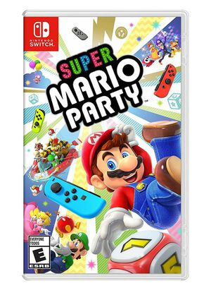 Super mario party nintendo switch for Sale in Fort Worth, TX