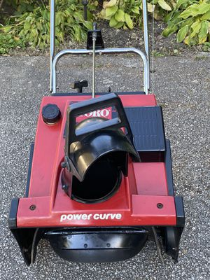 Toro ccr 2000 snowblower it works excellent for Sale in Lombard, IL