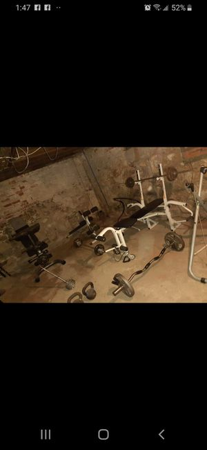 Exercise machines for Sale in Providence, RI