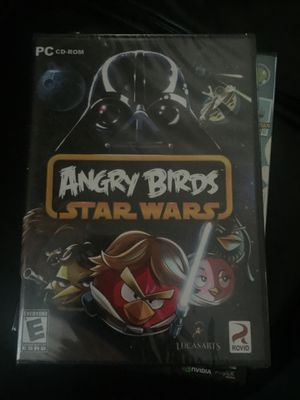 Angry birds pc cd rom for Sale in Saint Thomas, PA