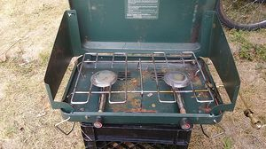 Camping propane stove top for Sale in Indianapolis, IN
