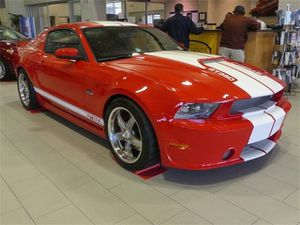 2012 Ford Mustang Shelby GT 350 Whipple Supercharged 624Hp for Sale in Fairfax, VA