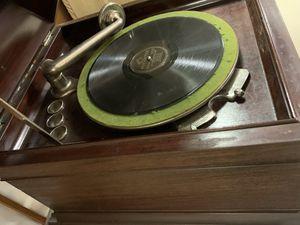 Columbia grafanola vintage record player for Sale in Zachary, LA