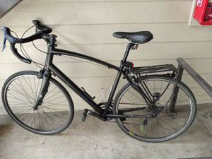2013 Specilized Robaix pro SL4 Road Bike 54 cm Carbon Sean Force 22 11 s Mavic + luggage Rack and rear light for Sale in Wood Village, OR