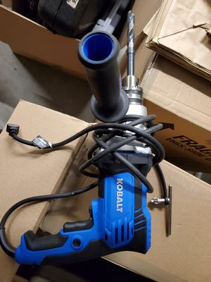 Kobalt corded drill for Sale in Suisun City, CA