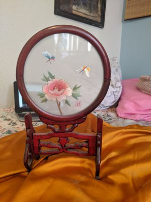 Silk embroidery screen for Sale in Tucson, AZ