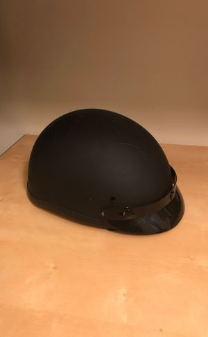 Outlaw T-70 Motorcycle Helmet for Sale in Springfield, VA