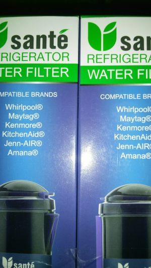 Sante Refrigerator water filters for Sale in Temple, TX