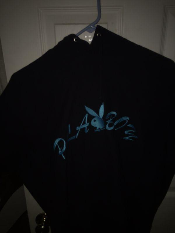 Playboy x supreme hoodie