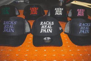 Racks Heal Pain Hats for Sale in Decatur, GA