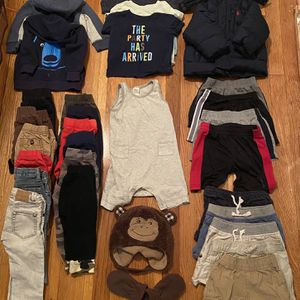 Baby Boy Clothes Size 12 Months for Sale in Alexandria, VA