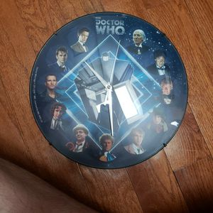 Doctor Who Clock for Sale in Baltimore, MD