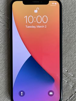 iPhone X 64GB Brand New Condition for Sale in Vancouver,  WA