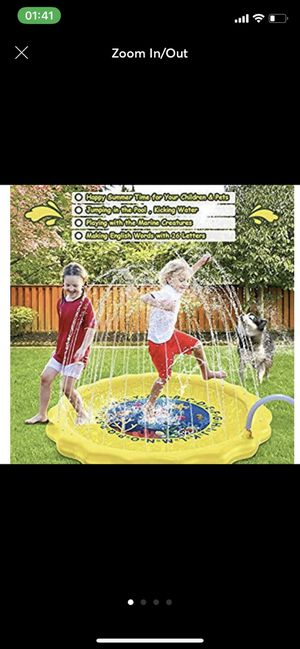 Splash Pad for Toddlers Kids for Sale in Lutherville-Timonium, MD