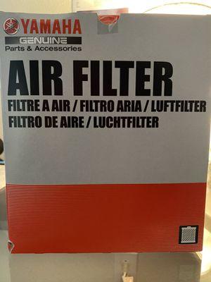 Yamaha VSTAR 1100 OEM air filter brand new in box for Sale in Ocoee, FL