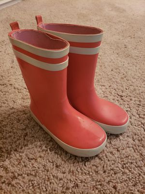 Rain boots for kids for Sale in Carrollton, TX