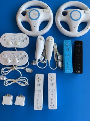 Official Nintendo Wii and Wii U Accessories for Sale in Buena Park, CA