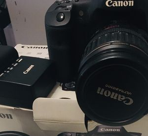 Canon EOS 7D for Sale in Queens, NY