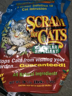 Scram For Cats *NEW* for Sale in Meriden, CT