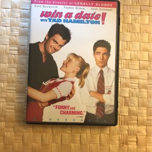 Win a date. Movie DVD CD. for Sale in Long Beach, CA