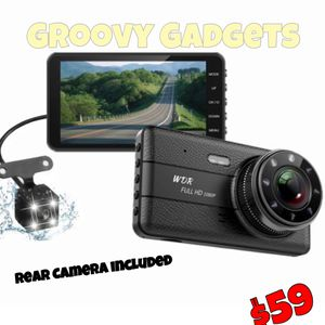 Front & Rear Camera Bundle • All in Box • SUPER EASY SET UP🔥Protect Your Self for Sale in Compton, CA