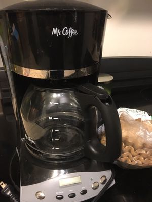 Mr. Coffee 12-cup coffee maker for Sale in Miami Shores, FL