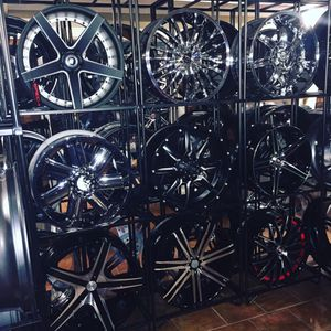 """14"""" to 32"""" New rims for sale for Sale in Raleigh, NC"""