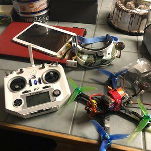 Fpv Drone Trades Possible Dji like Full Kit, Ready To Fly for Sale in Mountlake Terrace, WA