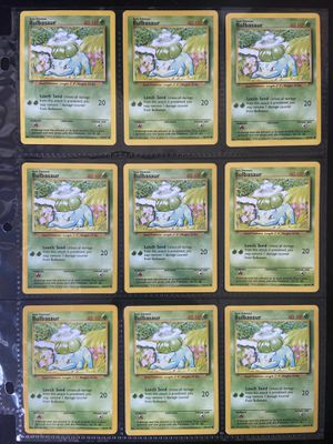 Pokemon vintage collection cards for Sale in San Diego, CA