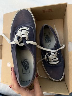 Women's / Men's Navy Blue Vans for Sale in San Diego, CA