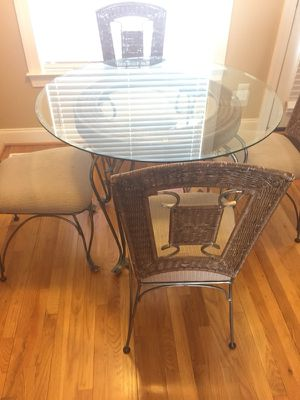 Table and bakers rack for Sale in Garner, NC