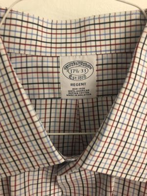 2 Brooks Brothers Regent Fitted Dress Shirts for Sale in Washington, DC