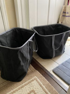 Two pop up baskets for Sale in Erie, CO