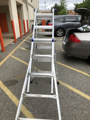 Werner Telescoping Ladder for Sale in Falls Church, VA