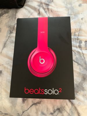 BEATS SOLO 2 for Sale in Fort Lauderdale, FL
