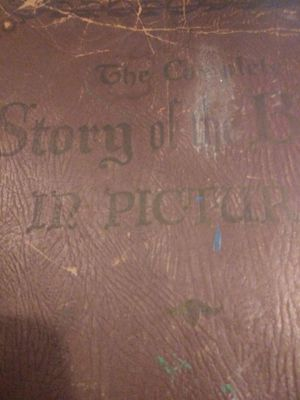 Books this Bible book is over a hundred and some years old for Sale in Philadelphia, PA
