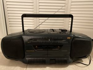 Vintage MagnaVox Compact Disc Stereo System for Sale in Pompano Beach, FL