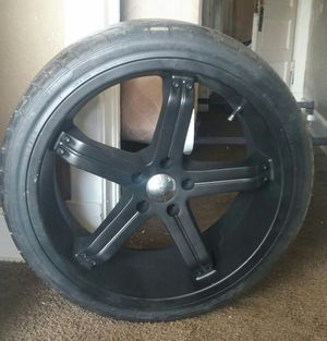 28inch Giovanna Rims for Sale in Kansas City, MO