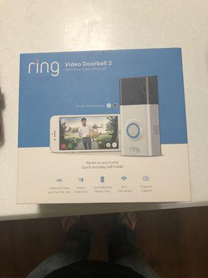 Ring Video doorbell 2 for Sale in Stuart, FL