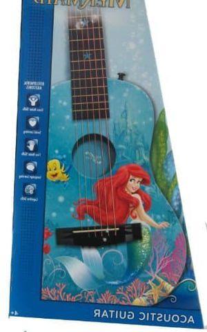 Little mermaid guitar for Sale in San Bernardino, CA