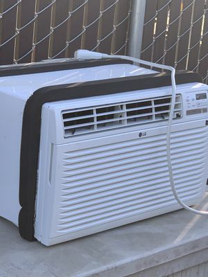 Lg lt1236cer air conditioner for Sale in Tracy, CA