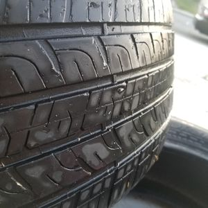 PLEASE READ Goodyear assurance tires 235/55r/18 for Sale in Colton, CA