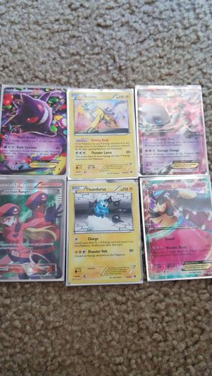 Good condition pokemon cards for Sale in Placentia, CA