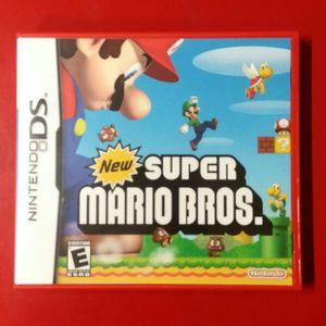 New Super Mario Bros. Nintendo DS for Sale in Henderson, NV