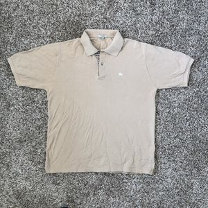Vintage Burberry short sleeve polo for Sale in Tustin, CA