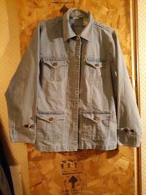 Womens jean jacket for Sale in Davenport, IA